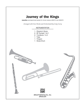 Journey of the Kings - Choral Pax