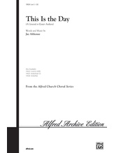 This Is the Day - Choral