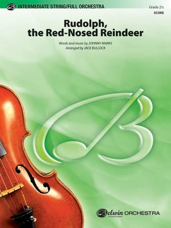 Rudolph, the Red-Nosed Reindeer - Full Orchestra