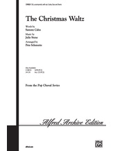 The Christmas Waltz - Choral