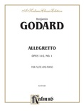 Godard: Allegretto, Op. 116, No. 1 - Woodwinds