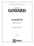 Godard: Allegretto, Op. 116, No. 1 - Woodwinds