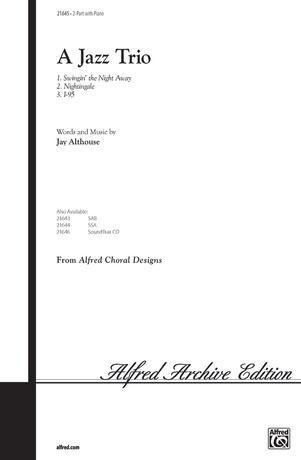 A Jazz Trio - Choral