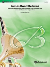 James Bond Returns: 1st Trombone -
