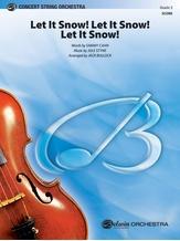 Let It Snow! Let It Snow! Let It Snow! - String Orchestra