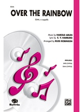 Over the Rainbow - Choral