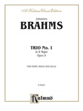 Brahms: Trio No. 1 in B Major, Op. 8 - String Ensemble