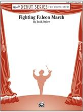 Fighting Falcon March: E-flat Alto Saxophone -