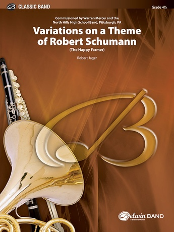 Variations on a Theme of Robert Schumann - Concert Band
