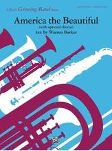 America, the Beautiful (with optional SA/SAB chorus) - Concert Band