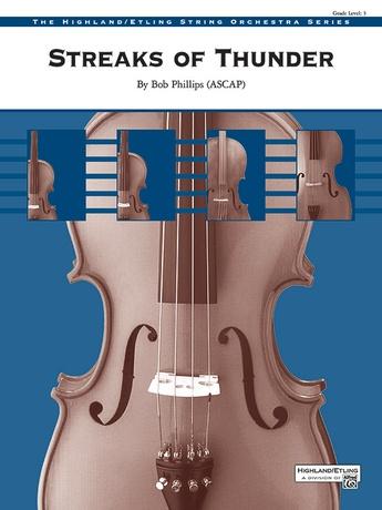 Streaks of Thunder - String Orchestra