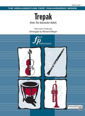 Trepak from The Nutcracker Ballet - Full Orchestra