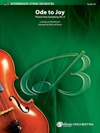 Ode to Joy - String Orchestra