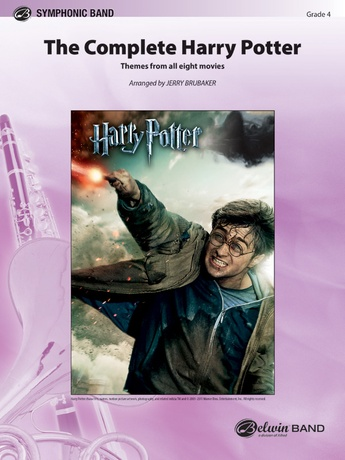 The Complete Harry Potter: Piccolo -