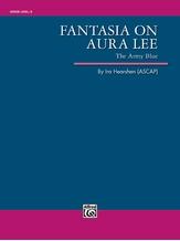 Fantasia on Aura Lee - Concert Band