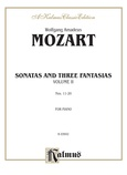 Mozart: Sonatas (Volume B) - Piano