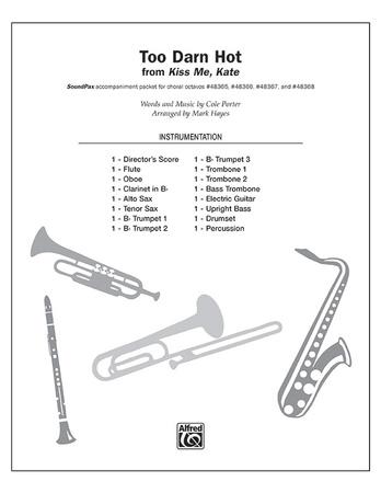 Too Darn Hot - Choral Pax