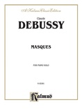 Debussy: Masques - Piano