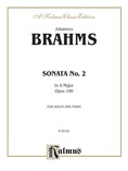 Brahms: Sonata in A Major, Op. 100 - String Instruments
