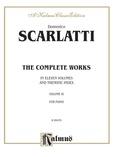 Scarlatti: The Complete Works, Volume IX - Piano