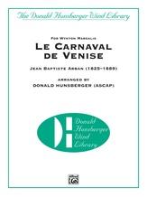 Le Carnaval de Venise - Concert Band