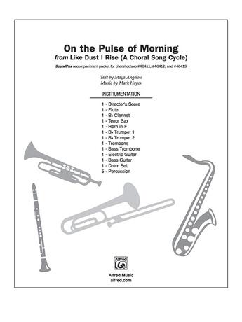 On the Pulse of Morning - Choir Accompaniment