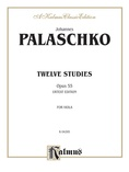 Palaschko: Twelve Studies, Op. 55 - String Instruments