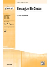 Blessings of the Season - Choral