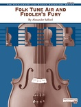 Folk Tune Air and Fiddler's Fury - String Orchestra