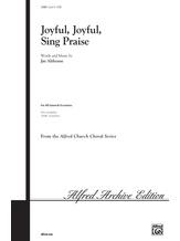 Joyful, Joyful, Sing Praise - Choral