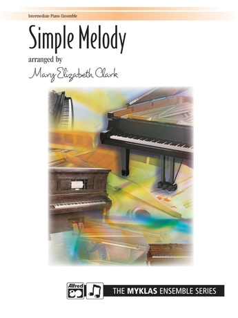 Simple Melody - Piano Duo (2 Pianos, 4 Hands) - Piano Duets & Four Hands