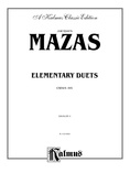 Mazas: Elementary Duets, Op. 86 - String Ensemble