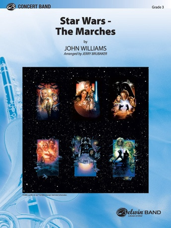 Star Wars: The Marches - Concert Band