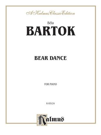 Bartók: Bear Dance - Piano