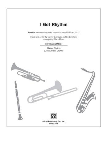 I Got Rhythm - Choral Pax