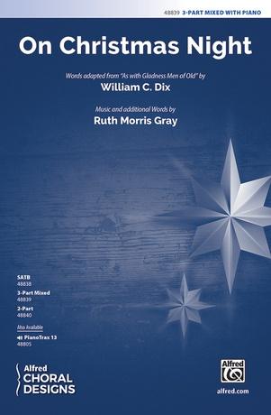 On Christmas Night - Choral