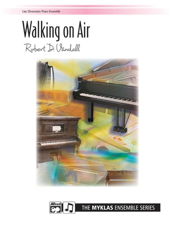 Walking on Air - Piano Duo (2 Pianos, 4 Hands) - Piano Duets & Four Hands