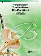 You're a Mean One, Mr. Grinch - Concert Band