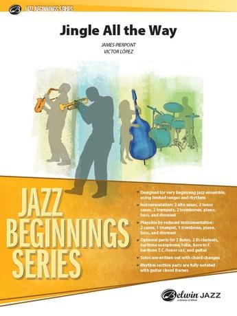 Jingle All the Way - Jazz Ensemble