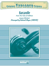 Barcarolle (from The Tales of Hoffman) - String Orchestra