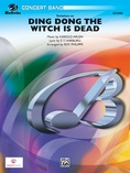 Variations on Ding Dong the Witch Is Dead (fromThe Wizard of Oz) - Concert Band
