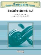 Brandenburg Concerto No. 5 - String Orchestra