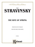 Stravinsky: Rite of Spring - Piano Duets & Four Hands