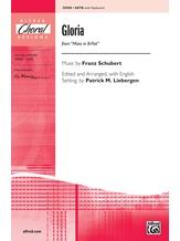 Gloria (from <i>Mass in B-flat</i>) - Choral