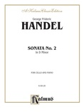 Handel: Sonata No. 2 in D Minor - String Instruments