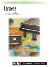 Carmena - Piano Quartet (2 Pianos, 8 Hands) - Piano