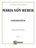 Weber: Concertstück - Piano Duets & Four Hands