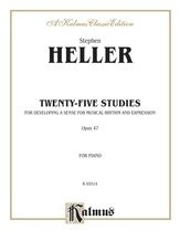 Heller: Twenty-five Studies, Op. 47 - Piano