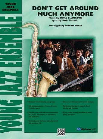 Don't Get Around Much Anymore - Jazz Ensemble