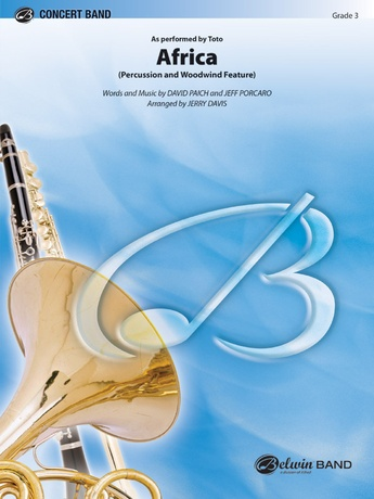 Africa: Tuba: Toto | Concert Band Sheet Music